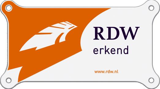 RDW Rijksdienst voor Wegverkeer